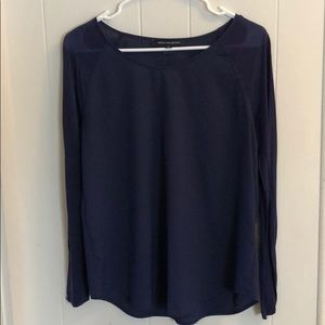 French Connection Long Sleeve Top